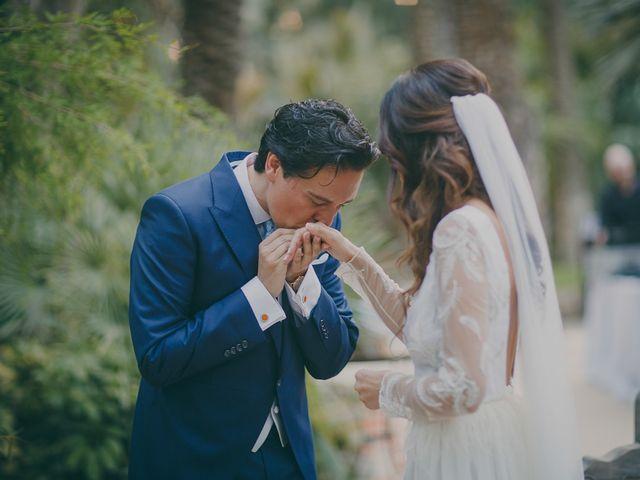 La boda de Antonio y Carolina en Elx/elche, Alicante 69