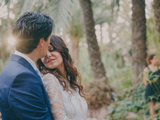La boda de Antonio y Carolina en Elx/elche, Alicante 75