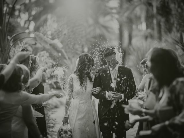 La boda de Antonio y Carolina en Elx/elche, Alicante 80