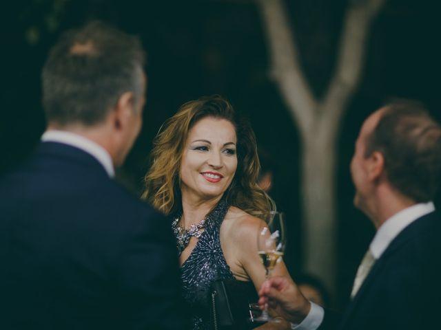 La boda de Antonio y Carolina en Elx/elche, Alicante 89