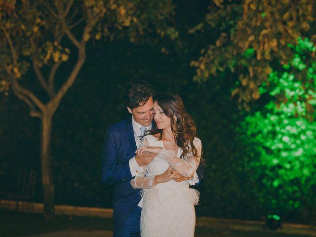 La boda de Antonio y Carolina en Elx/elche, Alicante 99