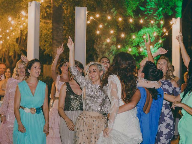 La boda de Antonio y Carolina en Elx/elche, Alicante 103