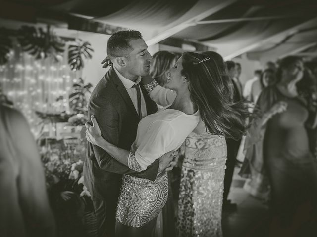 La boda de Antonio y Carolina en Elx/elche, Alicante 110
