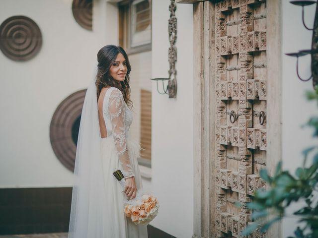 La boda de Antonio y Carolina en Elx/elche, Alicante 2