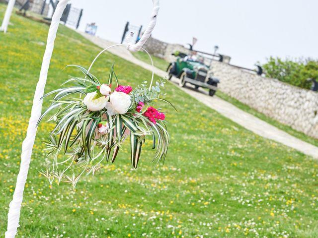 La boda de Jose y Sonia en Suances, Cantabria 3