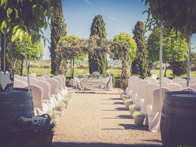 La boda de Carlos y Mari en Vila-seca, Tarragona 28