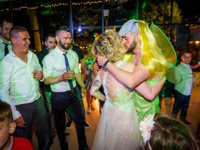 La boda de Carlos y Mari en Vila-seca, Tarragona 75