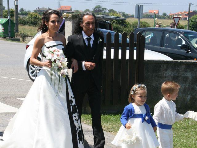 La boda de Toni y Vane en Gijón, Asturias 3
