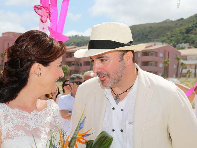 La boda de Mar y Oscar