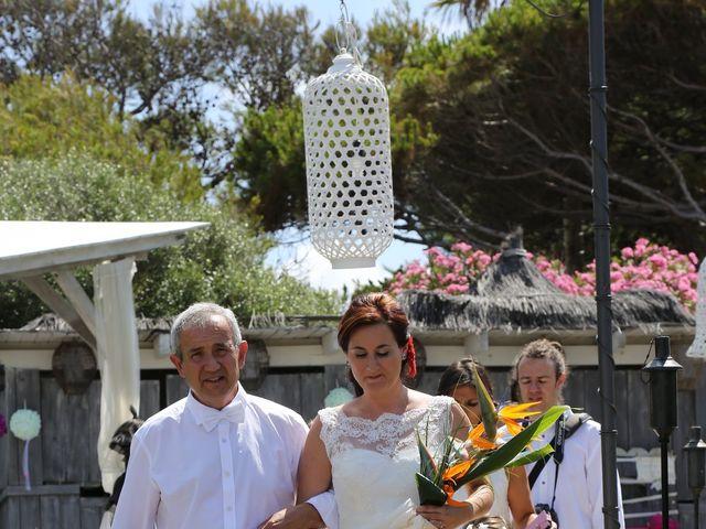 La boda de Oscar y Mar en Zahara De Los Atunes, Cádiz 5