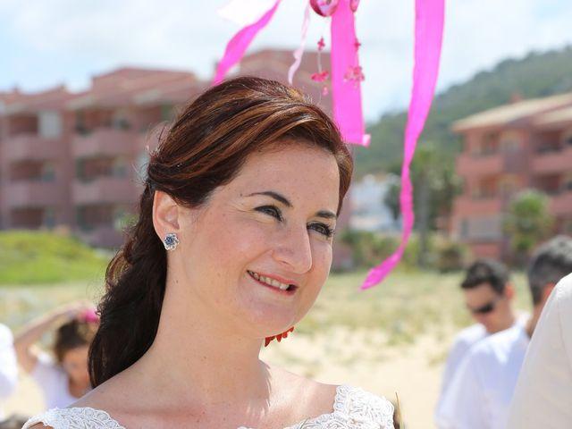 La boda de Oscar y Mar en Zahara De Los Atunes, Cádiz 6