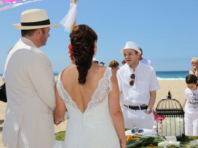 La boda de Oscar y Mar en Zahara De Los Atunes, Cádiz 7