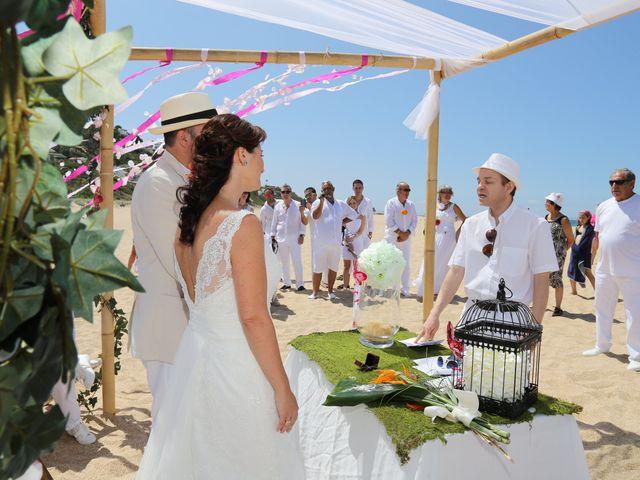 La boda de Oscar y Mar en Zahara De Los Atunes, Cádiz 8