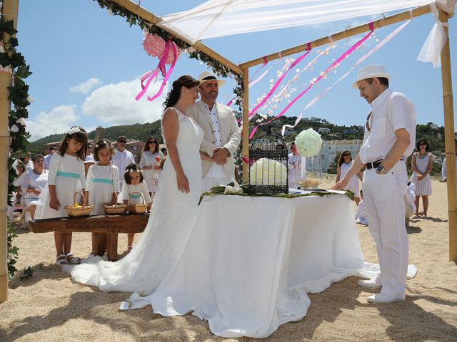 La boda de Oscar y Mar en Zahara De Los Atunes, Cádiz 2