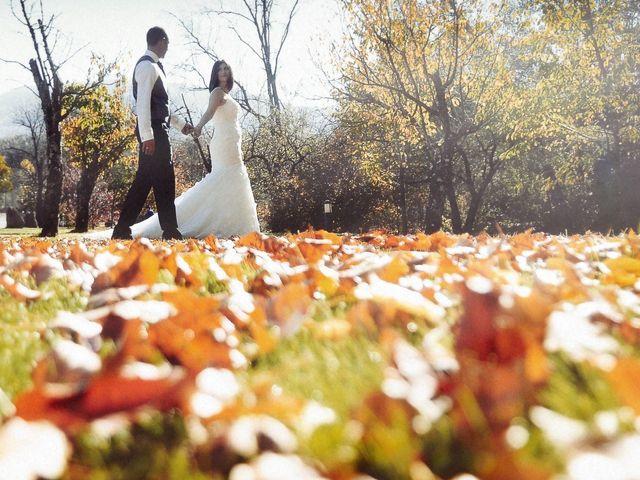 La boda de Virginia y Rubén en Valdastillas, Cáceres 1