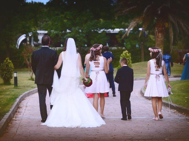 La boda de Virginia y Rubén en Valdastillas, Cáceres 21
