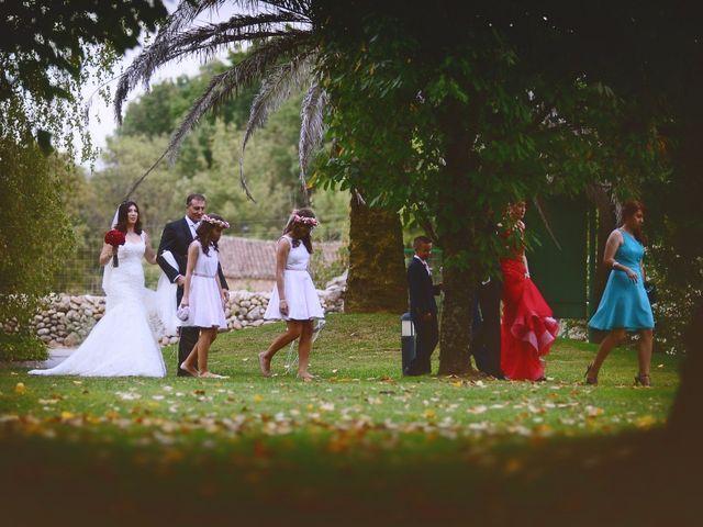 La boda de Virginia y Rubén en Valdastillas, Cáceres 22