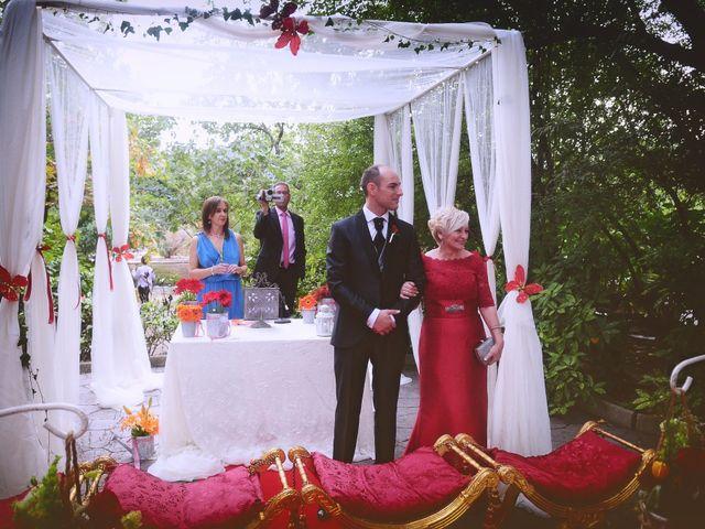 La boda de Virginia y Rubén en Valdastillas, Cáceres 23