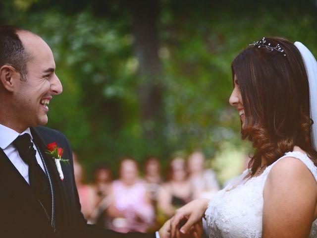 La boda de Virginia y Rubén en Valdastillas, Cáceres 24