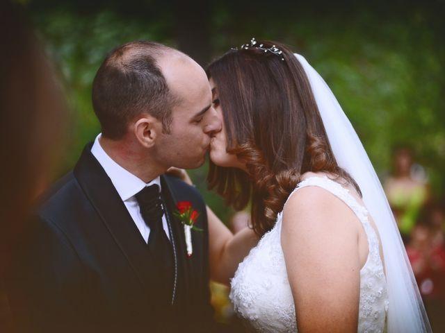 La boda de Virginia y Rubén en Valdastillas, Cáceres 26