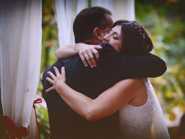 La boda de Virginia y Rubén en Valdastillas, Cáceres 27