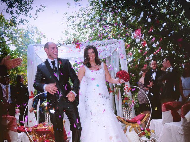 La boda de Virginia y Rubén en Valdastillas, Cáceres 28