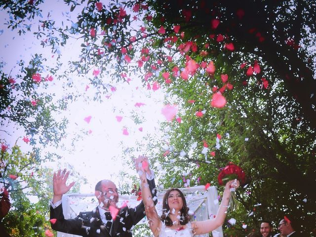 La boda de Virginia y Rubén en Valdastillas, Cáceres 30