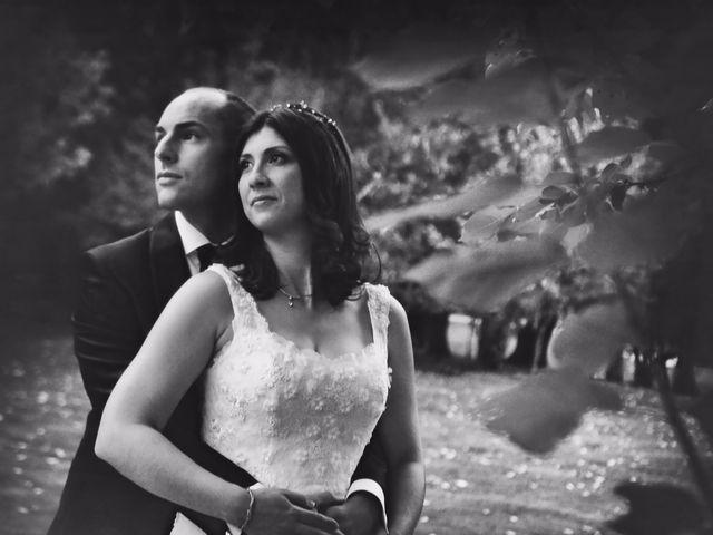 La boda de Virginia y Rubén en Valdastillas, Cáceres 31