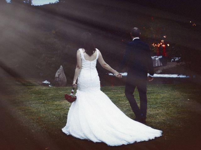 La boda de Virginia y Rubén en Valdastillas, Cáceres 32