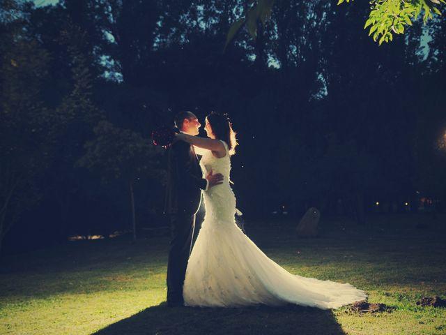 La boda de Virginia y Rubén en Valdastillas, Cáceres 33
