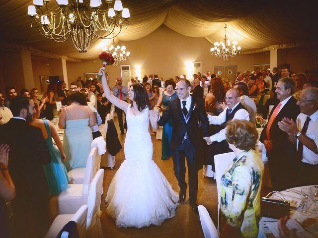 La boda de Virginia y Rubén en Valdastillas, Cáceres 36