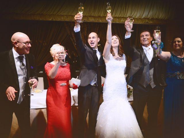 La boda de Virginia y Rubén en Valdastillas, Cáceres 37
