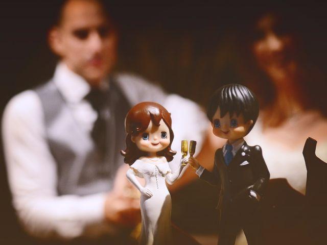 La boda de Virginia y Rubén en Valdastillas, Cáceres 38