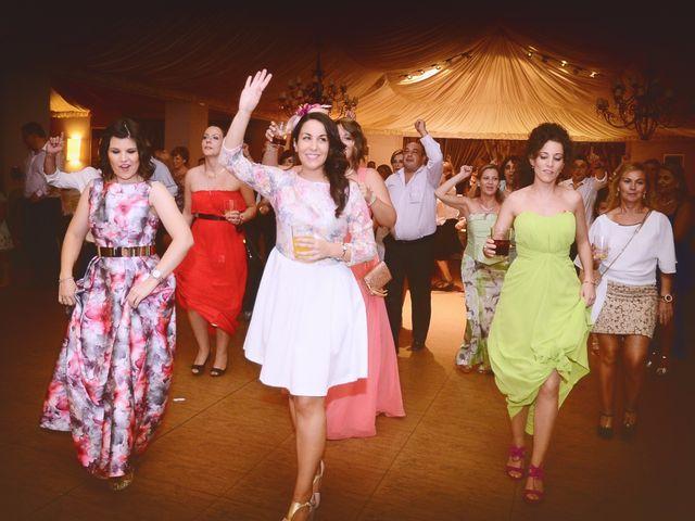 La boda de Virginia y Rubén en Valdastillas, Cáceres 42