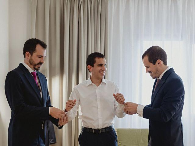 La boda de Rafael y Estibaliz en Pozuelo De Calatrava, Ciudad Real 8