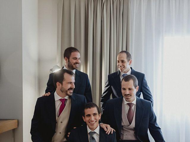 La boda de Rafael y Estibaliz en Pozuelo De Calatrava, Ciudad Real 20