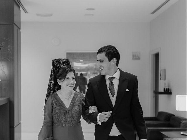 La boda de Rafael y Estibaliz en Pozuelo De Calatrava, Ciudad Real 25