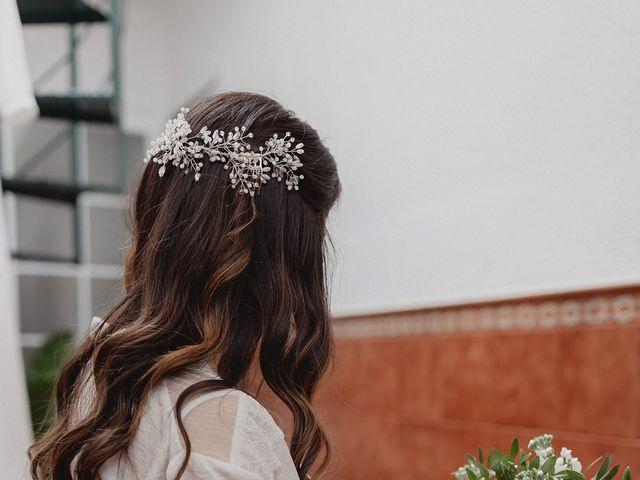 La boda de Rafael y Estibaliz en Pozuelo De Calatrava, Ciudad Real 31