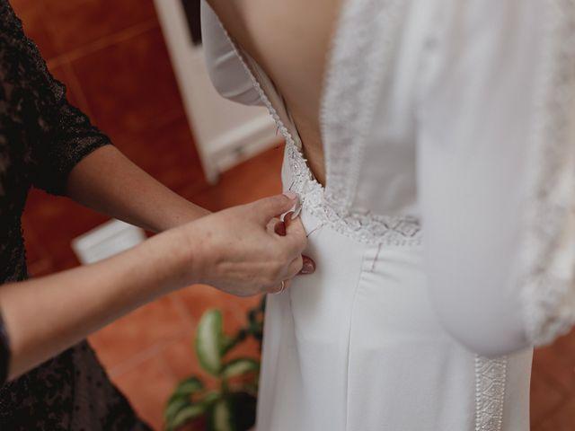 La boda de Rafael y Estibaliz en Pozuelo De Calatrava, Ciudad Real 34