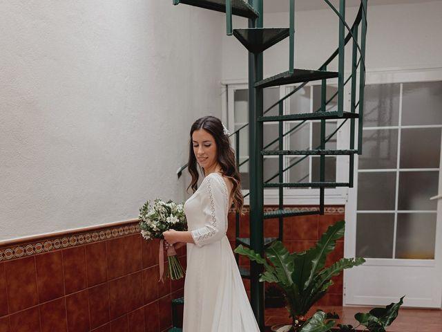 La boda de Rafael y Estibaliz en Pozuelo De Calatrava, Ciudad Real 40