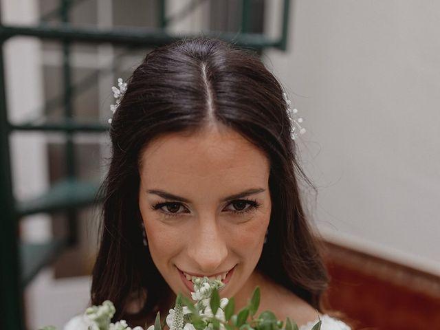 La boda de Rafael y Estibaliz en Pozuelo De Calatrava, Ciudad Real 43