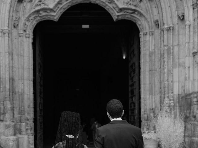 La boda de Rafael y Estibaliz en Pozuelo De Calatrava, Ciudad Real 51