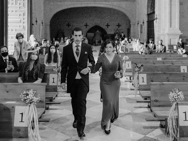 La boda de Rafael y Estibaliz en Pozuelo De Calatrava, Ciudad Real 53