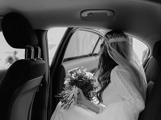 La boda de Rafael y Estibaliz en Pozuelo De Calatrava, Ciudad Real 54