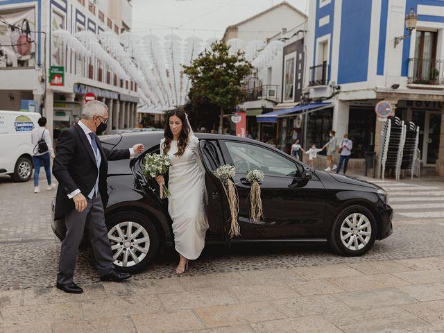 La boda de Rafael y Estibaliz en Pozuelo De Calatrava, Ciudad Real 55