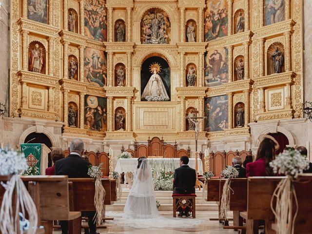 La boda de Rafael y Estibaliz en Pozuelo De Calatrava, Ciudad Real 62