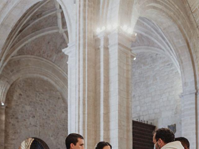 La boda de Rafael y Estibaliz en Pozuelo De Calatrava, Ciudad Real 63