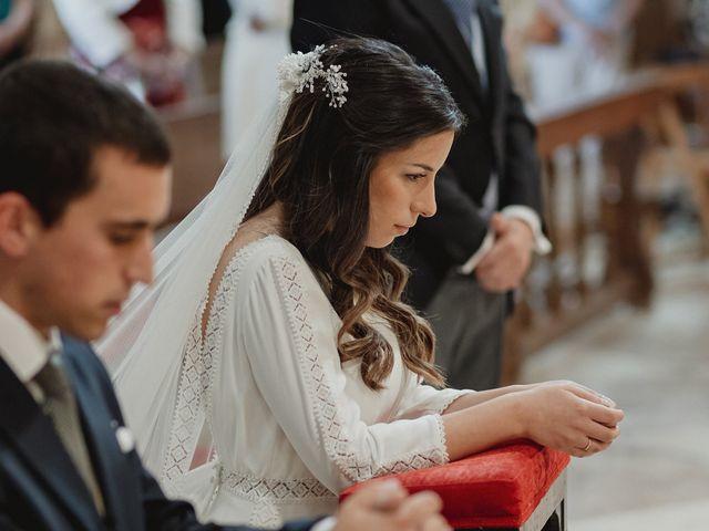 La boda de Rafael y Estibaliz en Pozuelo De Calatrava, Ciudad Real 74