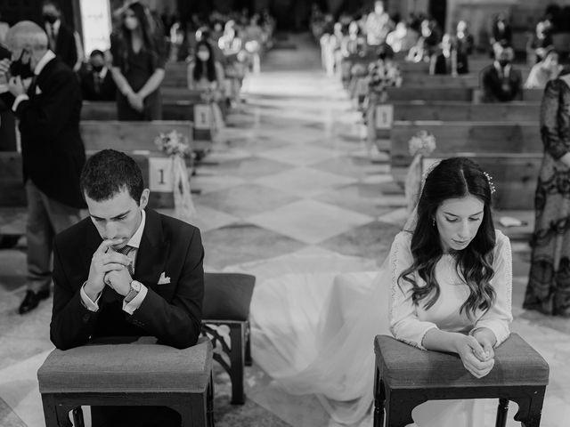 La boda de Rafael y Estibaliz en Pozuelo De Calatrava, Ciudad Real 75