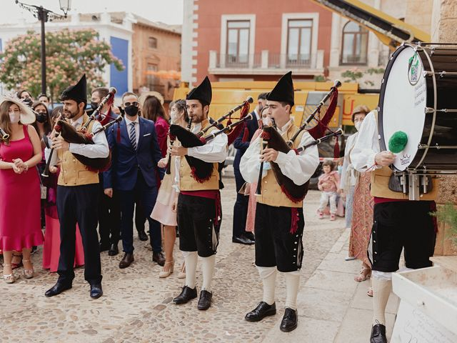 La boda de Rafael y Estibaliz en Pozuelo De Calatrava, Ciudad Real 76